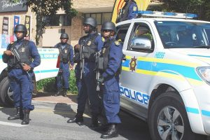 Pretoria police caught in human trafficking and kidnapping