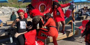 EFF storms US and paints New York red as DA hits London [photos]