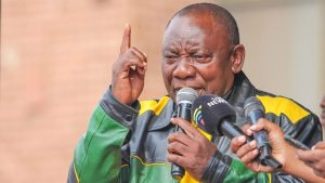 President Ramaphosa warns Citizens about Tribalism