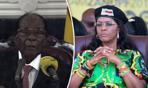 Shocking !!! Mugabe goes completely insolvent, auctions properties to settle debts.