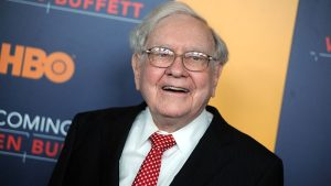 Someone Just Paid a Record R68.1 Million to Eat Lunch With Warren Buffett