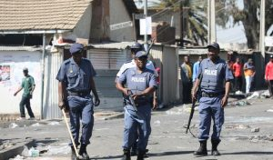 Almost 1000 Suspect Were Arrested For Different Crimes Over The Weekend By The Gauteng Police