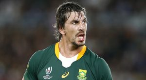 Rugby player 'Eben Etzebeth' Lashes hard on SAHRC amidst Equity Court Case