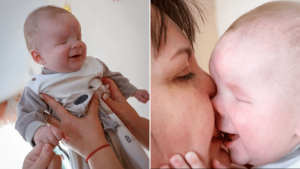 Baby born without eyes needs new home after mum abandoned him