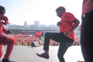 EFF leader Julius Malema free from fraud allegations for the time being