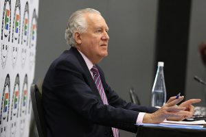 """Former British MP 'Peter Hain' at state capture """"Global banks were 'complicit' in aiding state capture"""""""