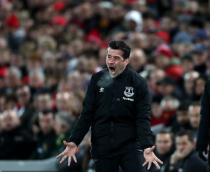 Marco Silva sacked by Everton following humiliating 5-2 defeat to Liverpool