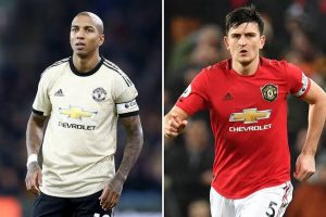 Harry Maguire crowned new captain of Manchester United after Ashley Young joins Inter Milan