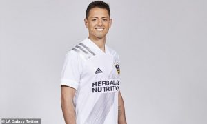 Ex-Man.U striker Javier Hernandez becomes highest-paid player in MLS after joining LA Galaxy in a three-year deal