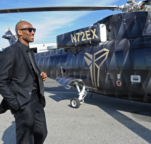 Kobe Bryant's helicopter flew through fog despite cops grounding their fleet over safety fears