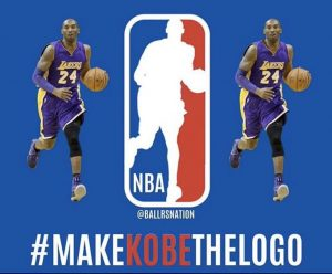 Hundreds of thousands of Kobe Bryant fans sign petition to make his image the new NBA logo