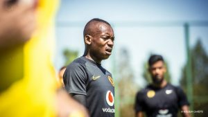 Billiat resumes training, ready to be back on the field