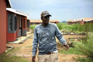 Illegal RDP occupants refuse to leave the houses