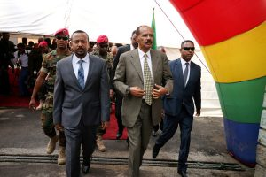 Ethiopian prime minister and Nobel peace prize winner 'Abiy Ahmed Ali' set to visit SA this weekend