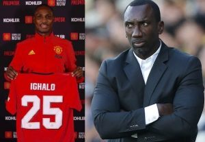 Odion Ighalo deal shows how far Manchester United have fallen behind their rivals – Chelsea legend Jimmy Floyd Hasselbaink says