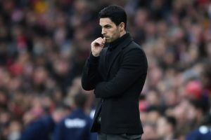 Arsenal manager Mikel Arteta tests positive for coronavirus