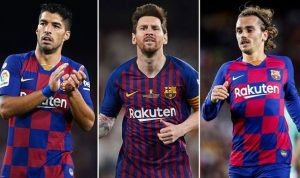 Coronavirus: Barcelona considering salary cuts for it's players and coaching staff as wage bill hits €562m