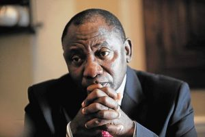 Address the nation, President Ramaphosa. It's been 19 days. Says the DA