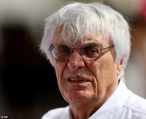 'It's not my fault I'm white': Ex-Formula 1 boss, Bernie Ecclestone defends his controversial comment that 'a lot of black people are more racist than white people'