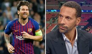 Rio Ferdinand speaks about Lionel Messi's future at Barcelona after 8-2 Bayern humiliation