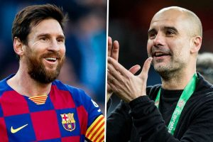 Messi Reportedly 'agrees to €700m Man City contract' that'll see him get equity shares as part of the deal