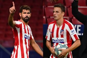 Atletico Madrid stars, Diego Costa and Santiago Arias test positive for Coronavirus