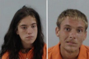 Couple arrested after their 3-month-old baby dies and another tests positive for hard drugs