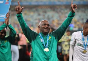 Dr Patrice Motsepe approves and supports Pitso Mosimane's departure