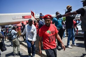 DA lays criminal charges against EFF's Mbuyiseni Ndlozi for 'burn the boers' song