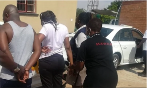 Home Affairs officials appear in court for taking bribe