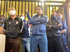Senzo Meyiwa murder: Drama as accused claim innocence and refuse to stand in the dock