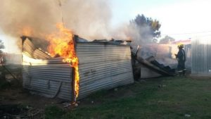 Police urged to find man who allegedly locked his girlfriend in a shack and set it alight