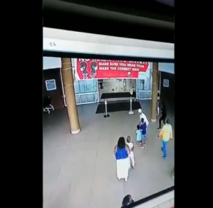 WATCH VIDEO: Man robbed while depositing cash at Waterfall Mall