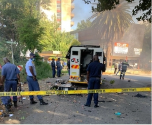 Four dead after shootout between CIT robbers and cops