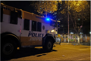 JMPD officer lands in hospital after clash with 'after-tears' gatherers