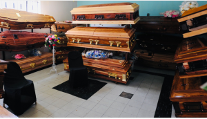 Funeral homes accused of increasing Covid-19 infections