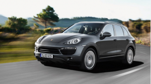 Man shot dead after allegedly trying to hijack driver of a Porsche Cayenne