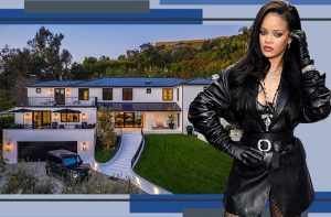 See inside the R210 Million Rands Mansion Rihanna just bought in Beverly Hills (photos)