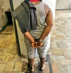 Nigerian man arrested in Johannesburg for allegedly selling drugs to school children
