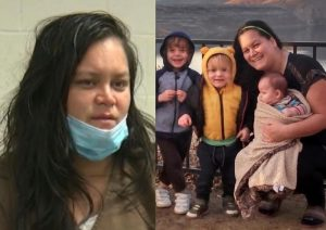 """I drowned them, I did it as softly as I could""- Mom admits to killing her three young children"