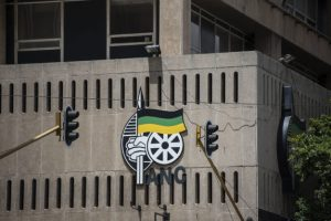 WATCH VIDEO: Cyril must also 'step aside' – protesters chant outside Luthuli House
