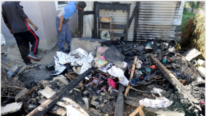 Mother, 9-month-old baby die in house fire in Blackheath