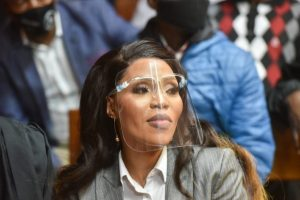 Wife of former finance minister 'Norma Mngoma' withdraws from Zondo Commission