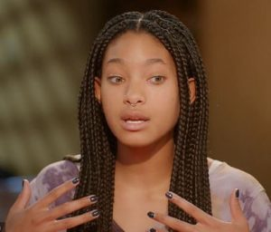 Will Smith's daughter, Willow Smith, 20, comes out as polyamorous on Red Table Talk and mom Jada says 'I totally get it' (video)