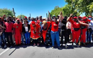 EFF, Gatvol Capetonian deny wrongdoing following 'City of Cape Town' legal action against them