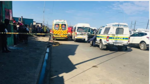 Police launch probe after passenger shot dead inside taxi in Cape Town