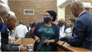 Court acquits speaker 'Thandi Modise' of animal neglect and cruelty charges