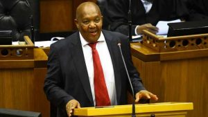 Deputy Speaker over throw EFF from stopping Ramaphosa question section in Parliament