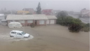 Two people trapped in car die in Western Cape storm flood
