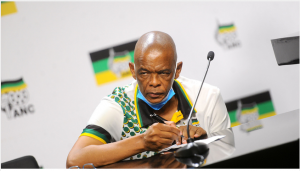 ANC suspends defiant secretary-general, bar him from addressing public rallies